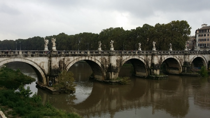 Iconic Monuments inRome
