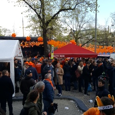 CELEBRATING KONIGSDAG