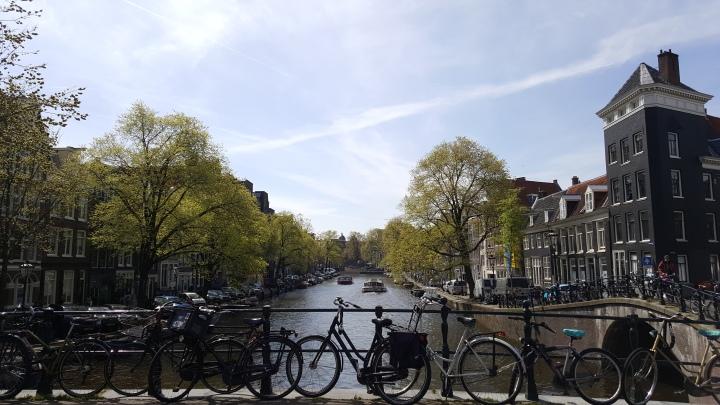 First Day inAmsterdam!
