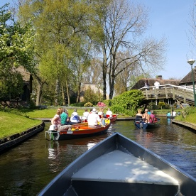 MORE CANAL CONGESTION!
