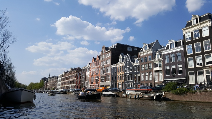 Final Day inAmsterdam!