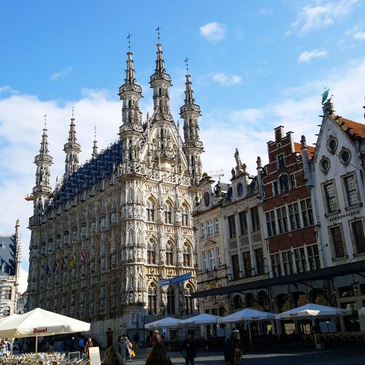 Leuven and Mechelen