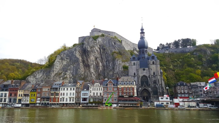 Dinant and Namur