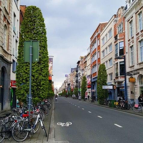 STREETS OF LEUVEN