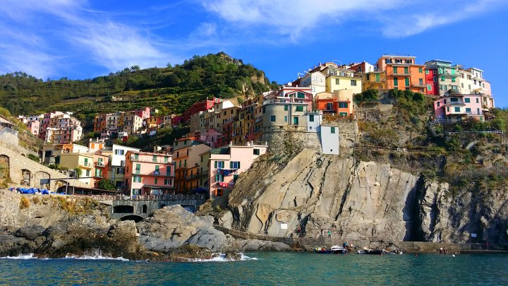 Day trip to the dreamy Cinque Terre!