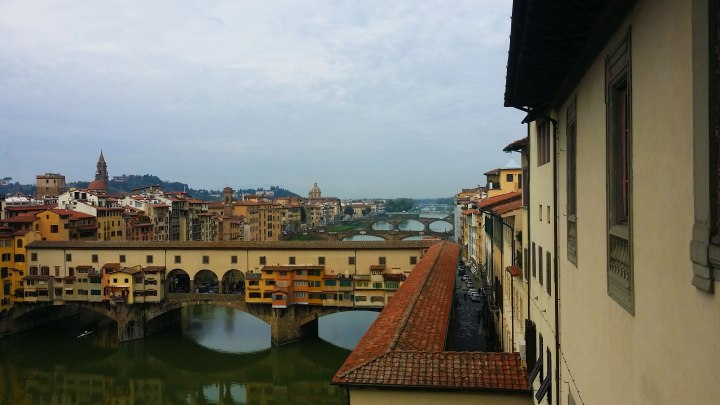 Uffizi Gallery and Secret Bakeries