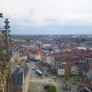 VIEW FROM THE BELFRY
