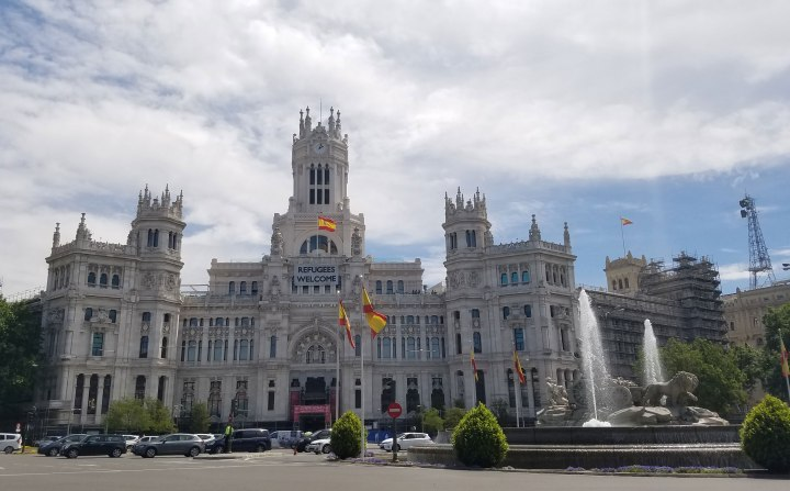 Welcome to Madrid!