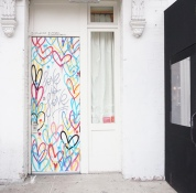 #LOVEWALL AT SEAMORE'S IN SOHO